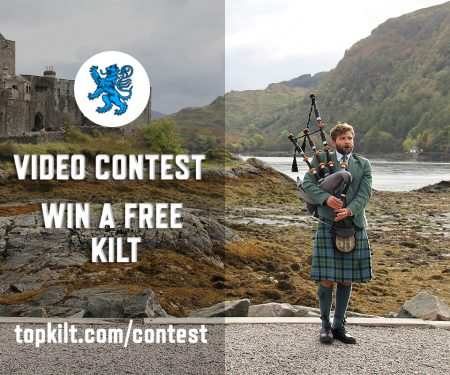 Win a Free Kilt Video Contest