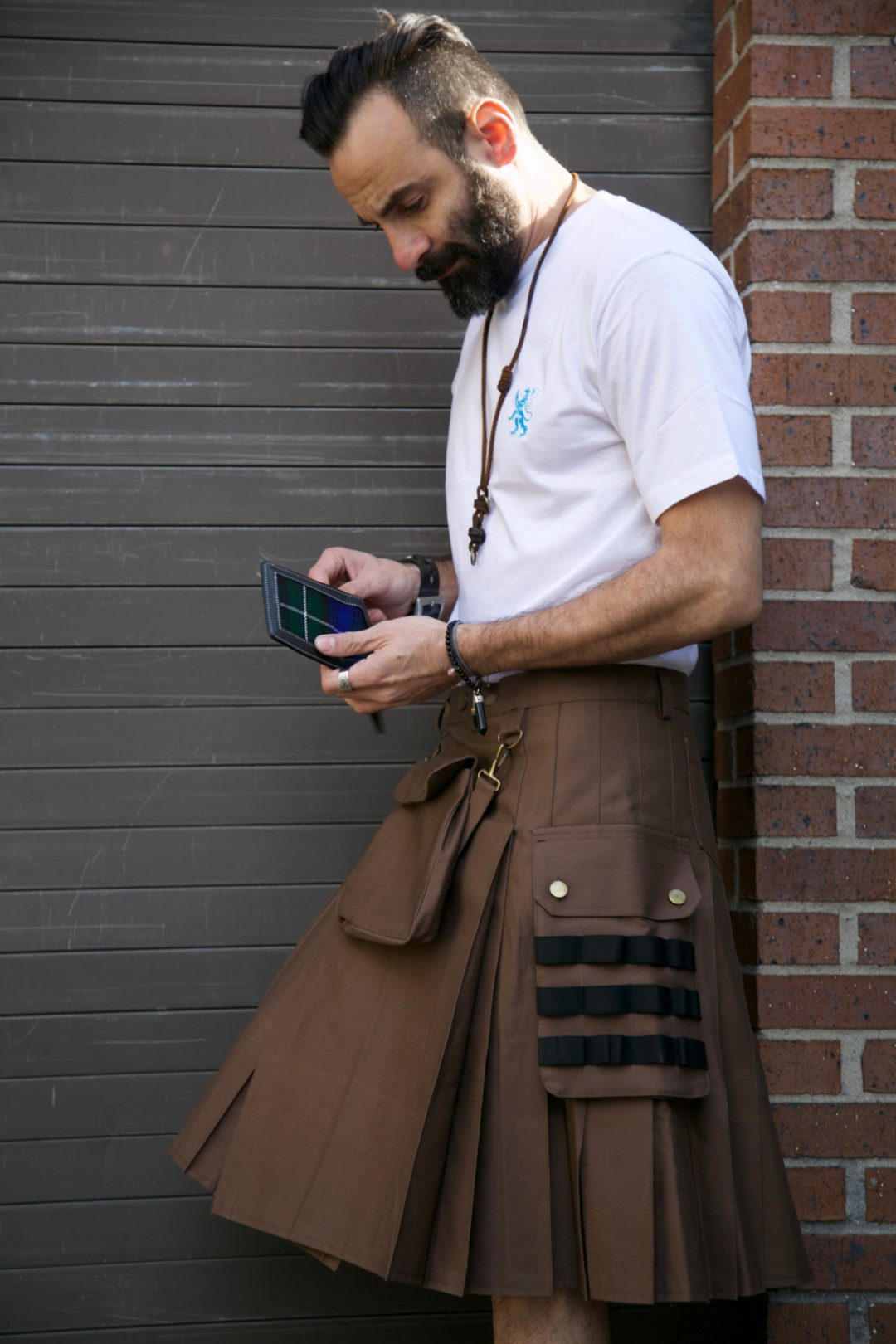 Fashion Utility Kilt