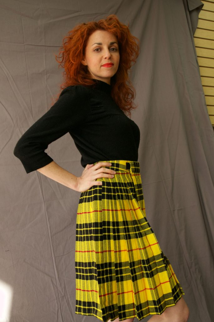 Casual Kilt for Women right