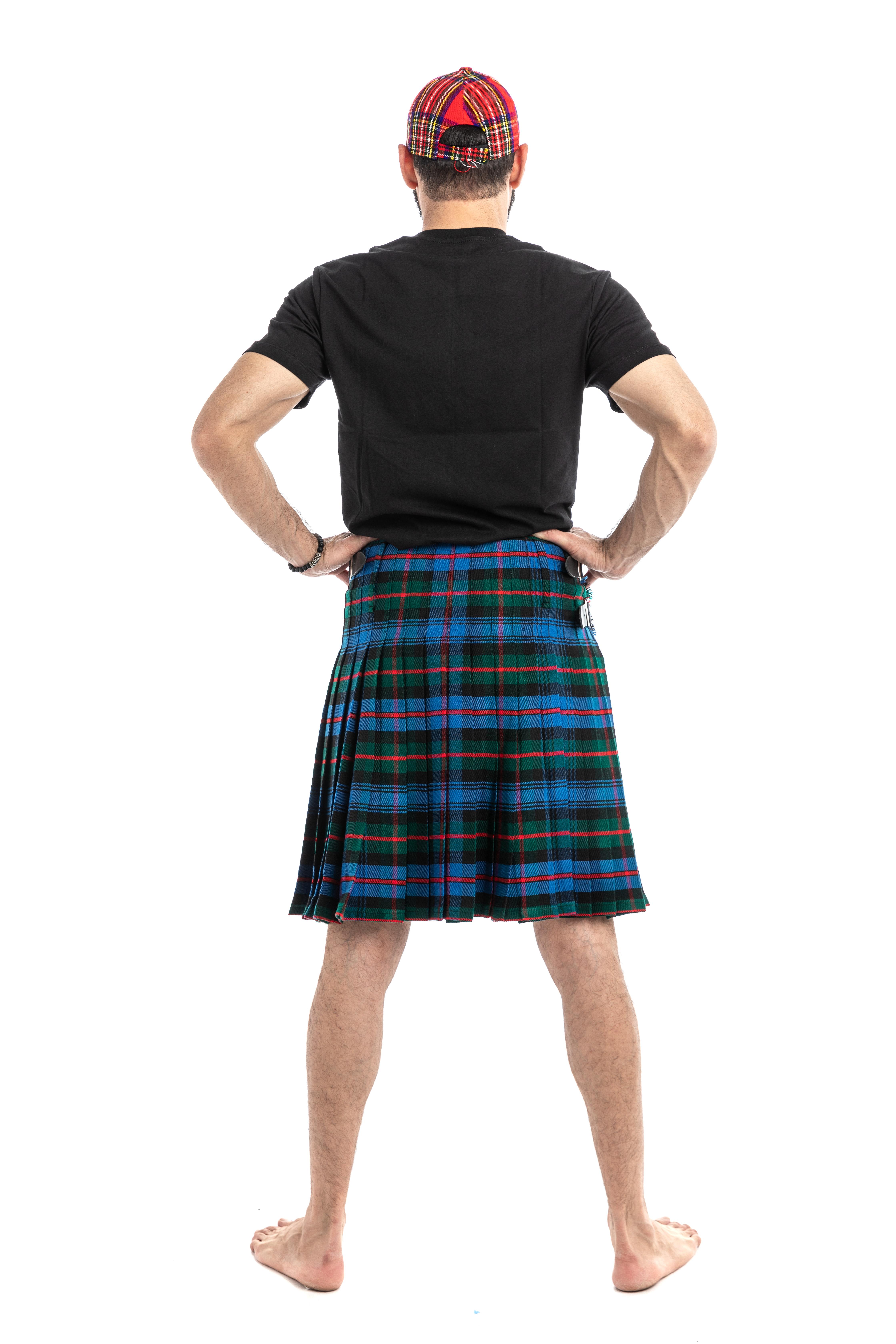 Murray Tartan Kilt-back