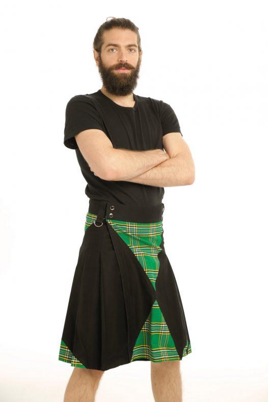 Irish National Hybrid Kilt