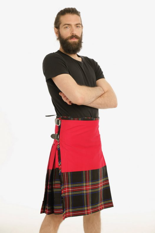 Fashion Hybrid Kilt