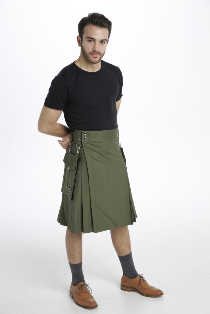 Running Kilt For Sports Men right