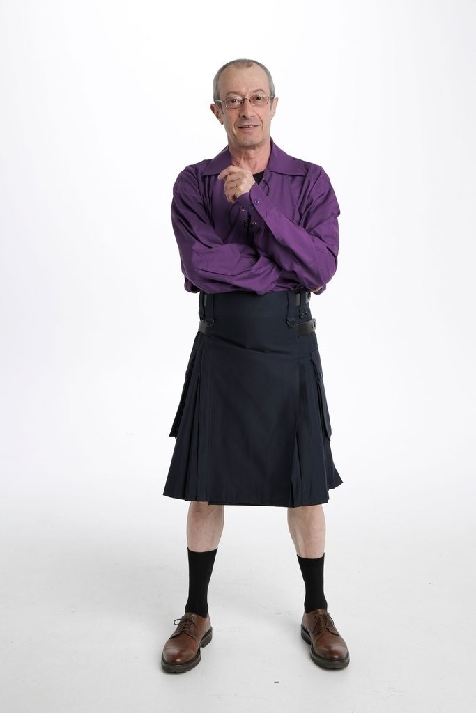 Deluxe Kilt For Royal Men