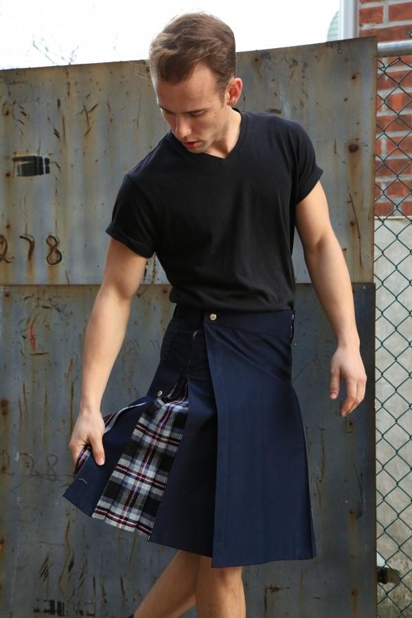 Ultimate Hybrid Kilt – V Pockets