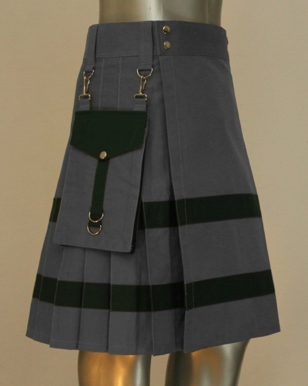 Modern Kilt For Active Men