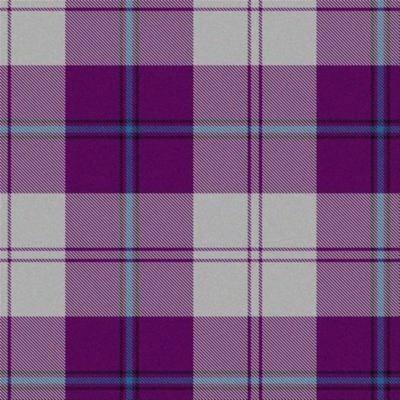 Purple Tartan Kilt and outfit