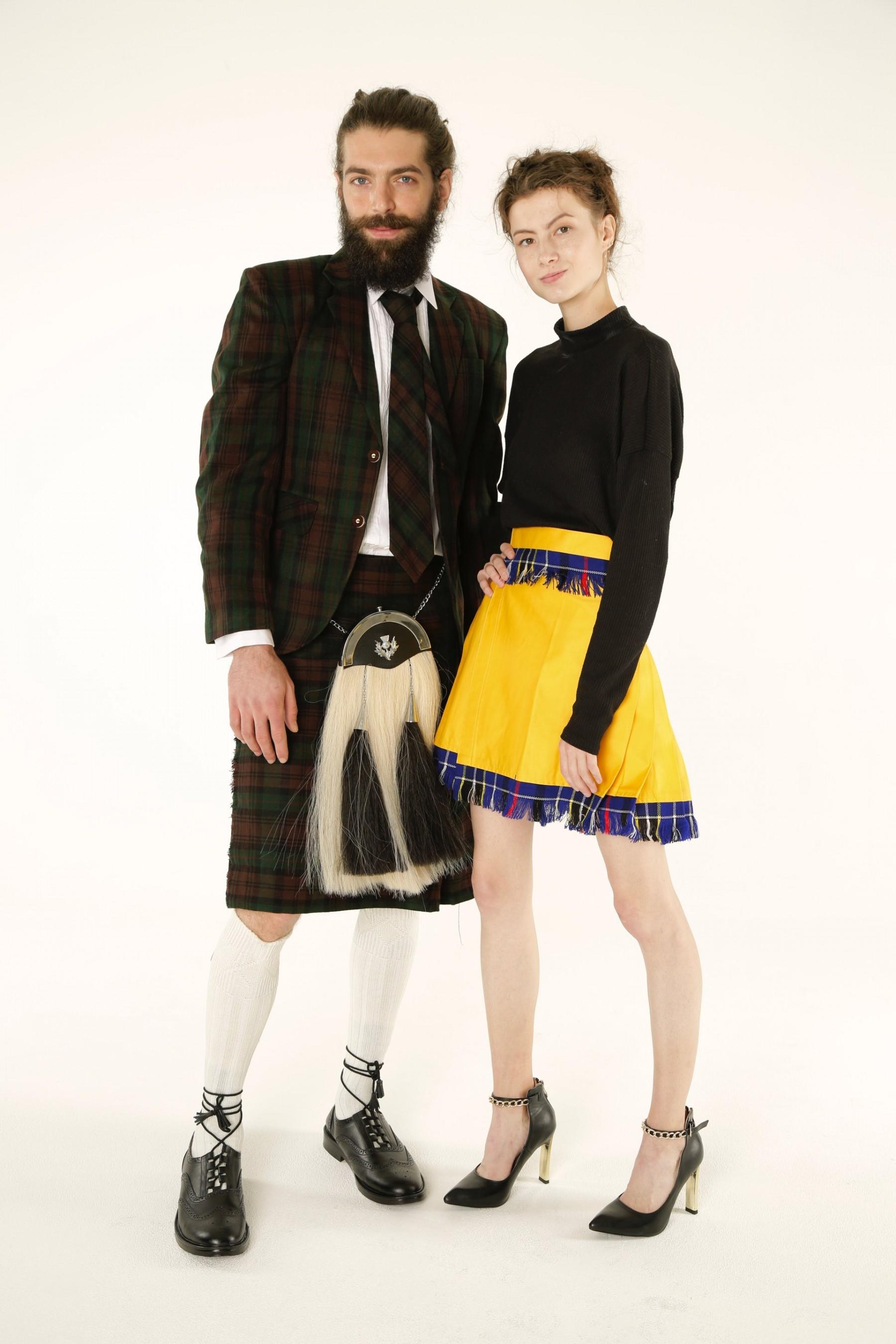 women_stylish_kilts couple