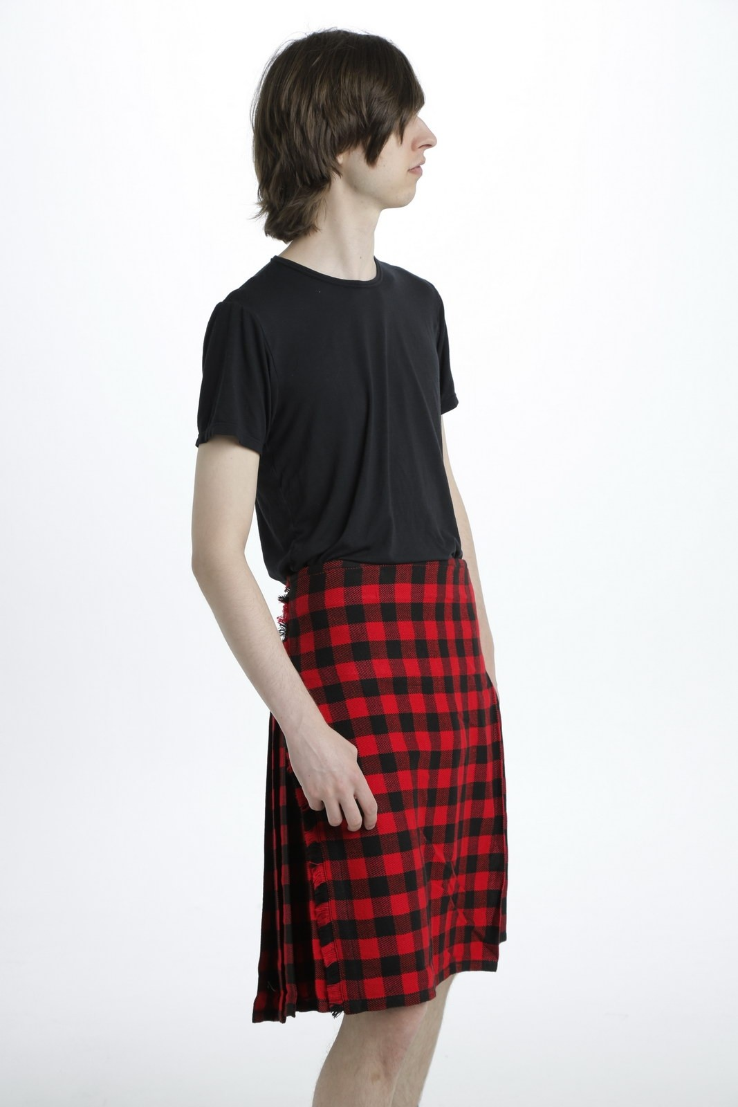 Rob Roy Macgregor Tartan Kilt-right