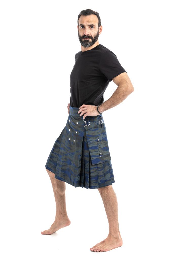 TACTICAL MODERN KILTS-left