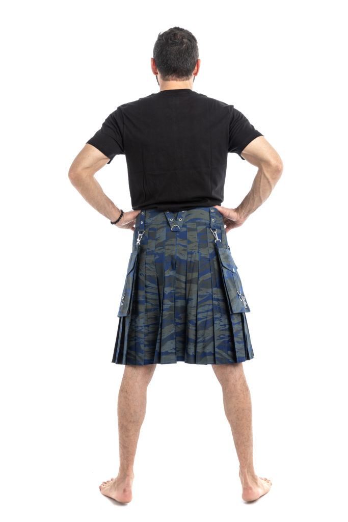 TACTICAL MODERN KILTS-back