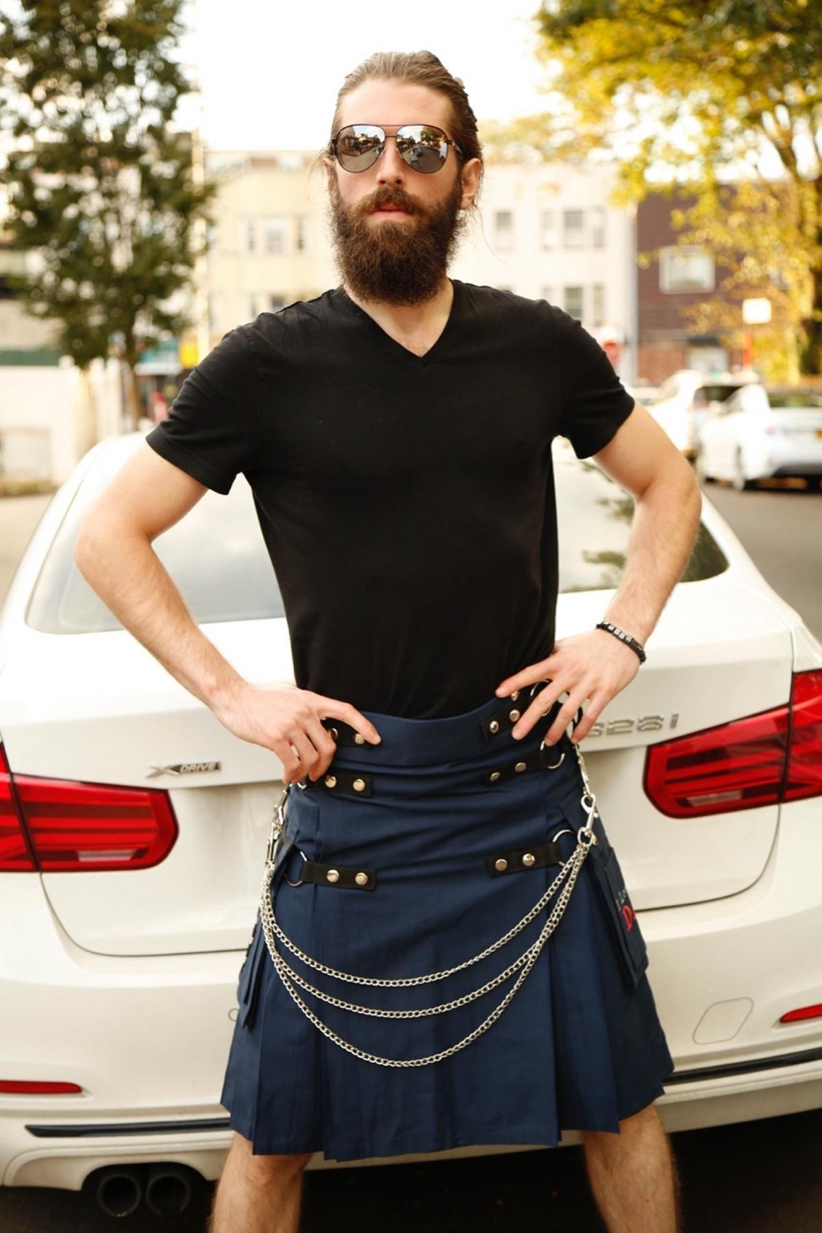 Fashion Kilt For Stylish Men