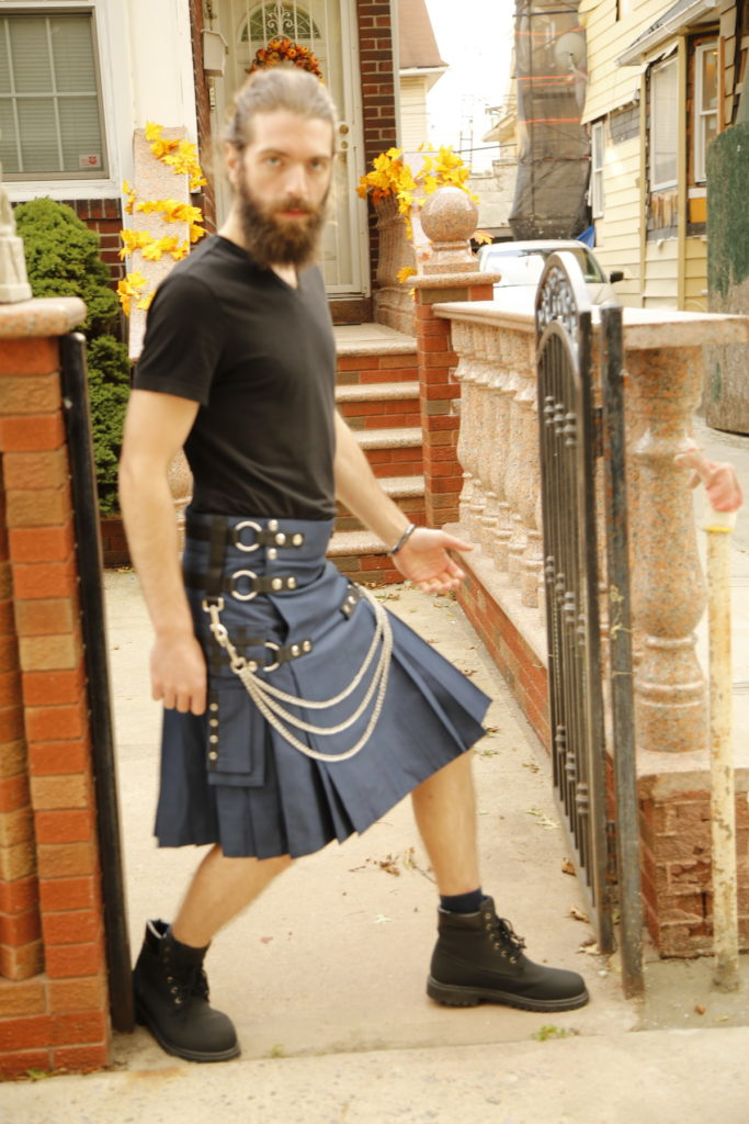 Fashion Kilt For Stylish Men
