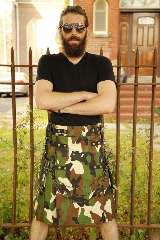 Tactical Fashion Kilt