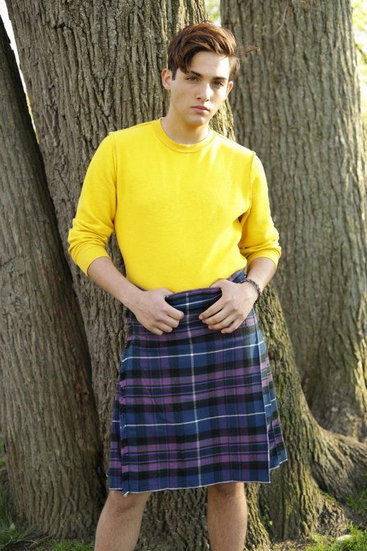Pride of Scotland Tartan Kilt
