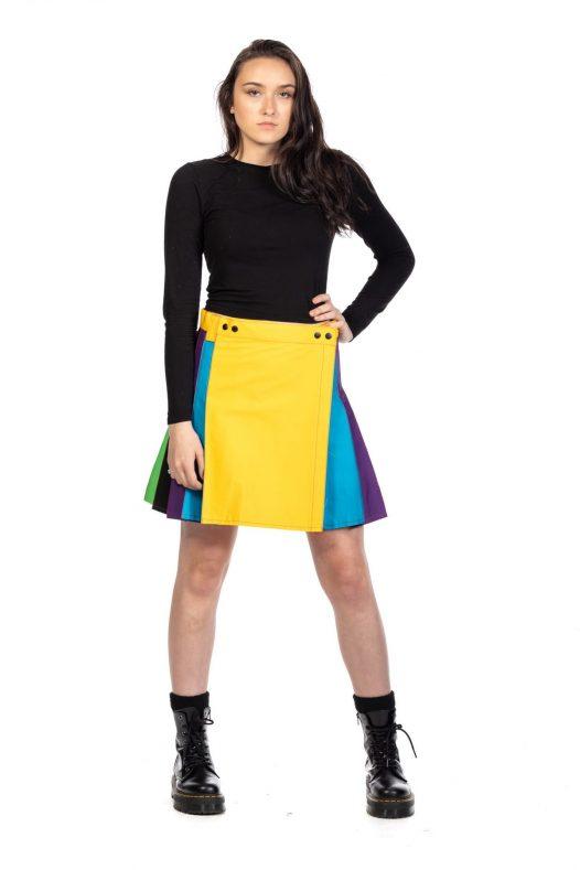 Rainbow Hybrid Kilt