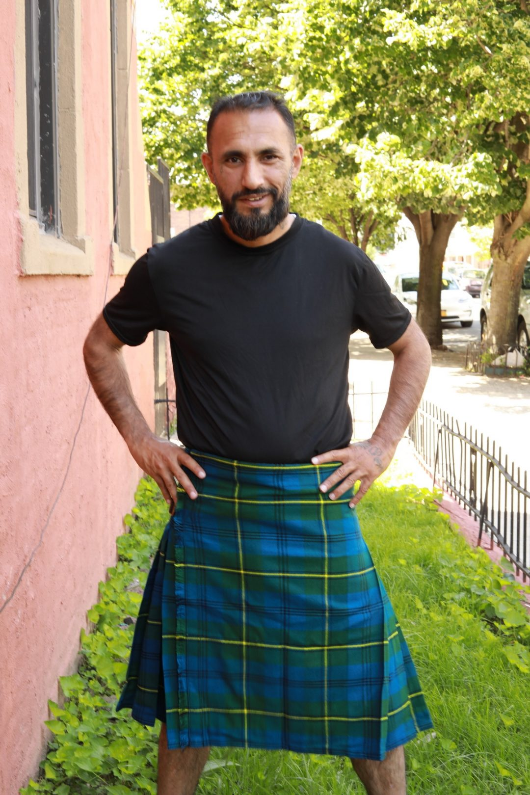 Johnston Tartan Kilt