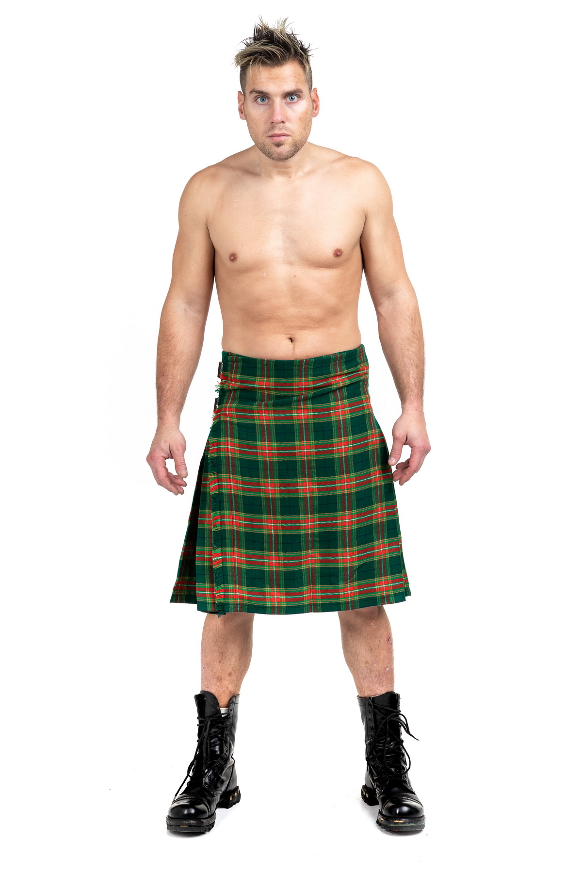 kilts for men Gallagher Tartan Kilt